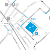 viennacontemporary 2016 | How to get to Marx Halle?