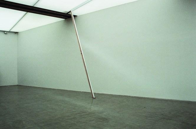 Bernhard Fleischmann, Untitled (Generali Foundation Vienna), 2015, 16mm color film, silent, 34 sec, courtesy of the artist and One Work Gallery