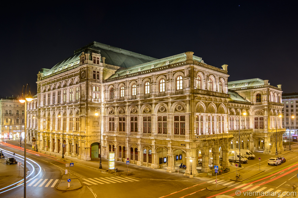 Vienna's best photo locations