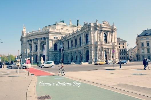 Burgtheater a Vienna