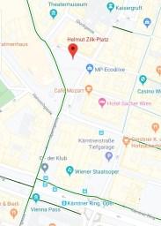 Punto d'incontro Free tour in italiano a Vienna
