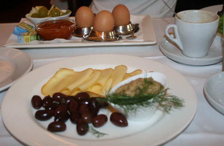 Frühstück im Amacord