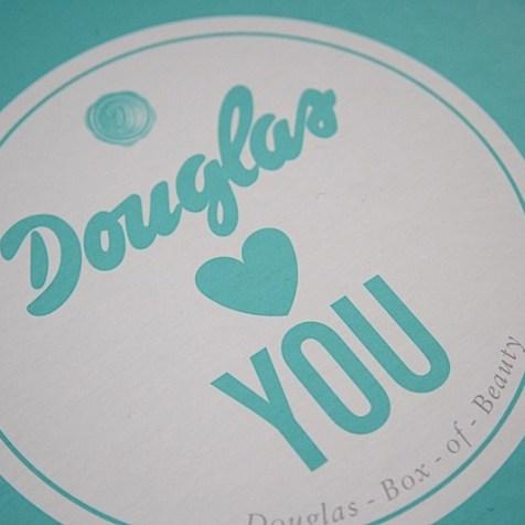 1 Douglas Box of Beauty