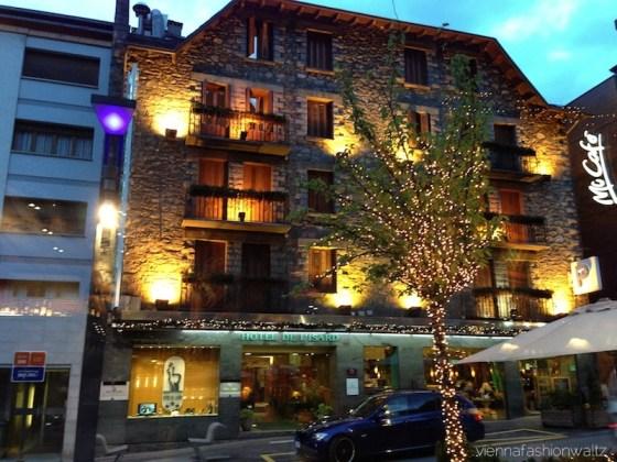 9 Hotel Andorra