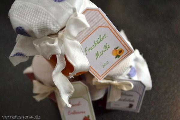 05 Fruchtikus-Marille Marmelade, DIY Marmelade + Beschriftung mit Vorlage zum Ausdrucken!