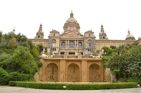 Palau Nacional de Montjuic