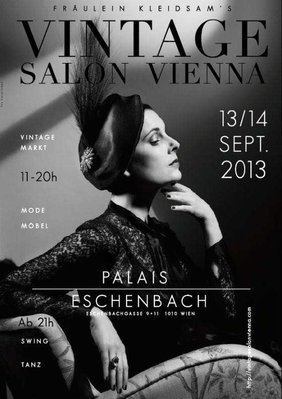 vintage 20er, Vintage Salon Vienna