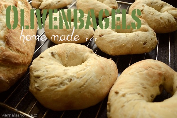 Olivenbagels Rezept | Backen | Vienna Fashion Waltz