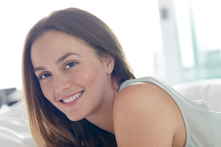 Biotherm PR picture_Leighton Meester_1