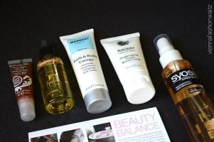 Glossybox Oktober Beauty Balance