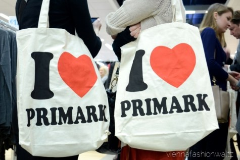 3 Primark Shopping Bag