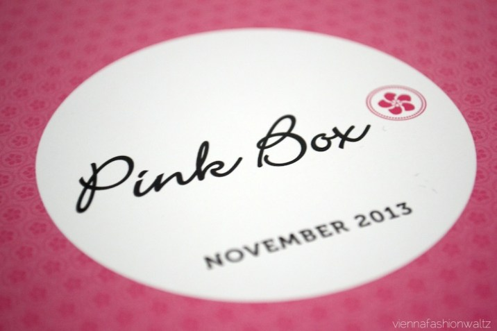Pink Box November