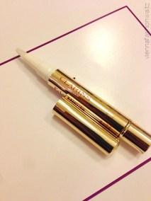 23 Beautesse Beauty Box Dezember 13 Clarins