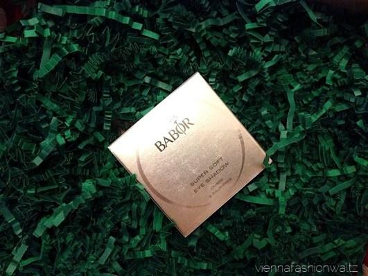 8 Glossybox Dezember 13 Christmas Edition Babor