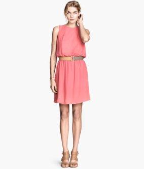 Ärmelloses Kleid € 29,95
