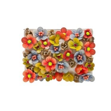 Clutsch mit Blüten von Asos