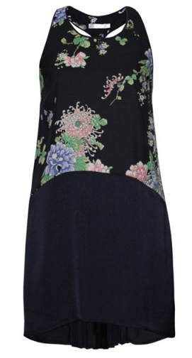 LaRedoute Sleeveless Printed Dress with Open Back € 84,99 http://www.laredoute.com/sleeveless-printed-dress-with-open-back/prod-324467821-768314.aspx