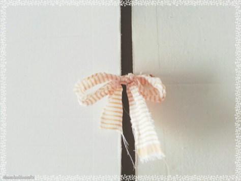 DIY Upcycling - Anbauregal für Kleiderkasten aus Pappschachteln! Schleife