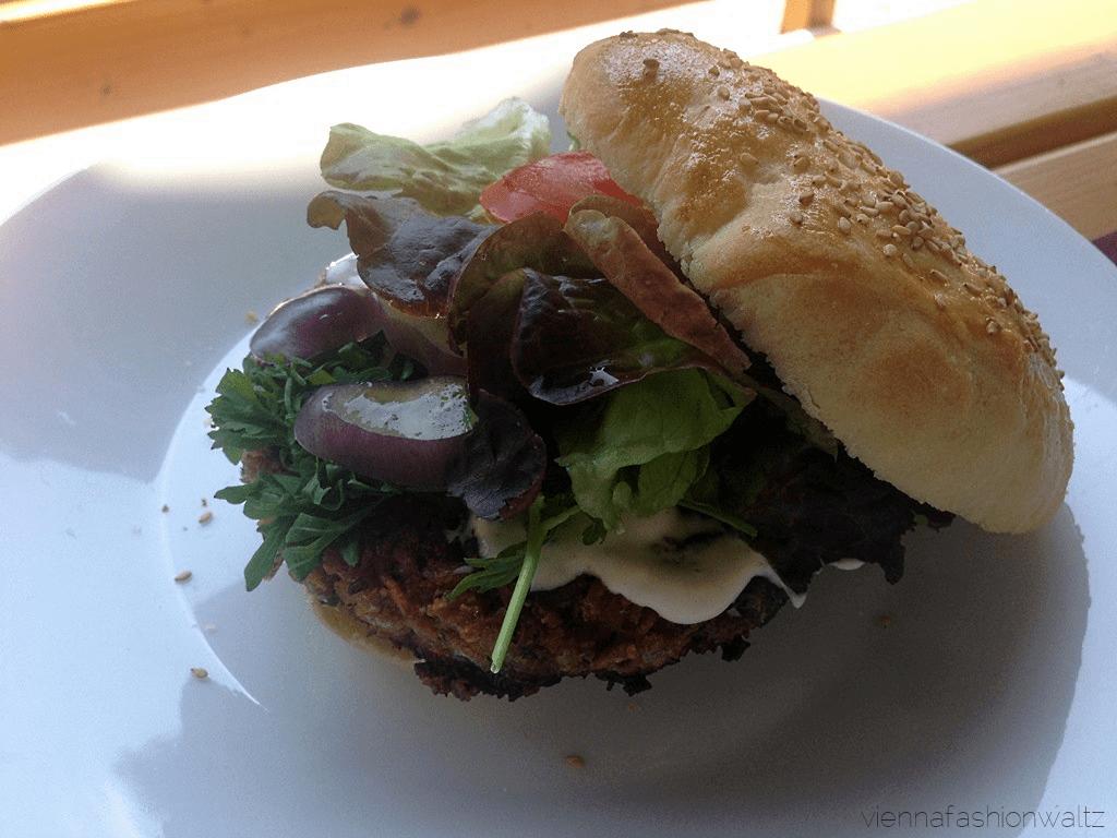 8 Hamburger Bun veggie Dinkelburger