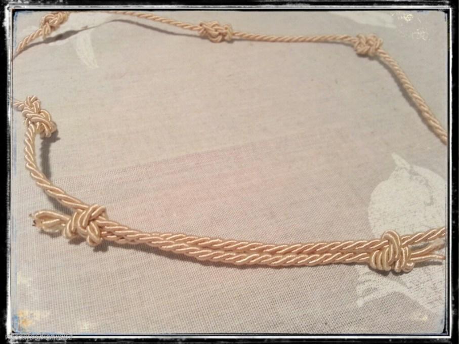 Knotenverschluß