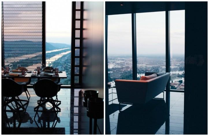 Über den Dächern von Wien: Cocktails and more, Rooftop Bar, Aussicht, Dachterasse