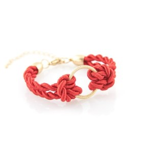 Red Golden Circle 34 EUR