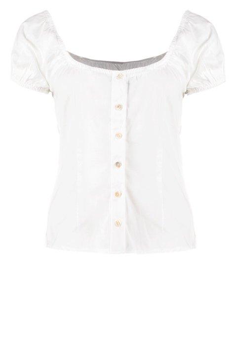 Bluse um € 39,95 http://www.zalando.at/almsach-bluse-white-ah221e002-a11.html