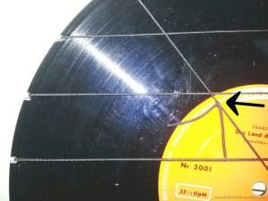 DIY, Upcycling, Vinyl, Orringe, Aufbewahrung, Halter,Knoten