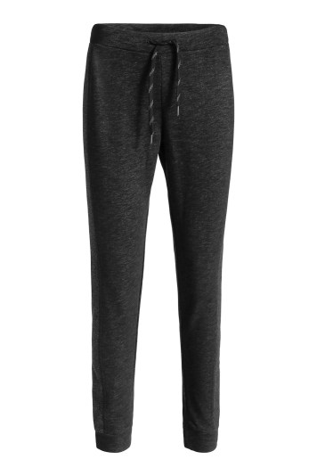 Baumwoll Sweat Hose mit Melange-Effekt Esprit Lazy Weekend Blog Vienna Fashion Waltz