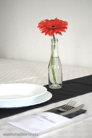 Tischdekoration Bestecktasche Serviette Weihnachten - Blog Vienna Fashion Waltz 3