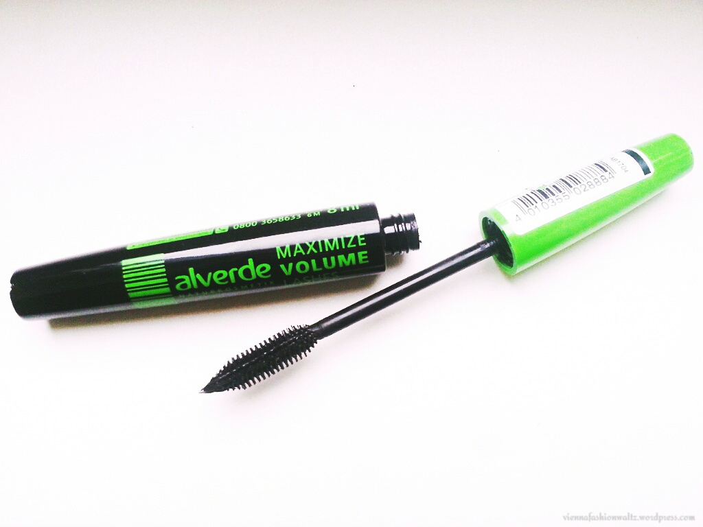 Alverde Maximum Lashes Mascara