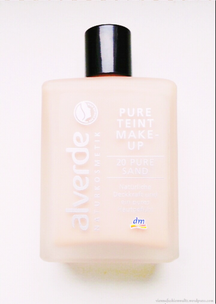 Alverde Pure Teint Make up