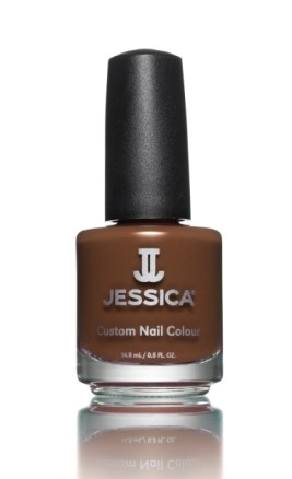 Blog Vienna Fashion Waltz - Jessica Cosmetics Nail Colour Mad for Madison Autumn in New York - Nailcair Nagellack 100