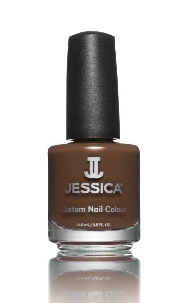 Blog Vienna Fashion Waltz - Jessica Cosmetics Nail Colour Mad for Madison Autumn in New York - Nailcair Nagellack 100