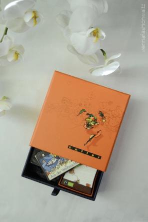 Bloggeradventkalender Zotter Schokolade Süßes Tafelschokolade Gewinnspiel Blog Vienna Fashion Waltz