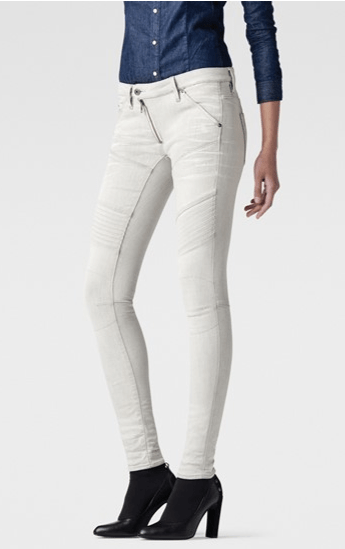 G Star 5620 Mid-Rise Skinny Jeans € 119,95