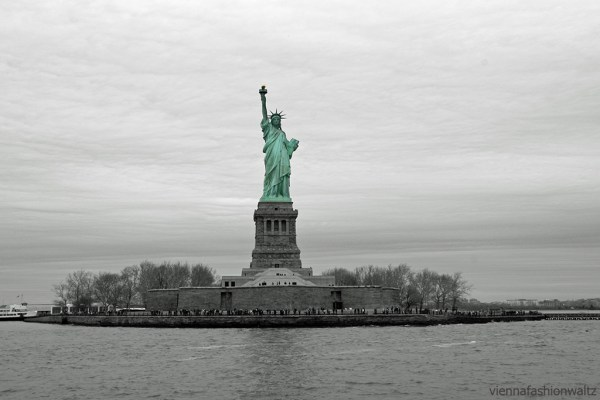 New York Miss Liberty