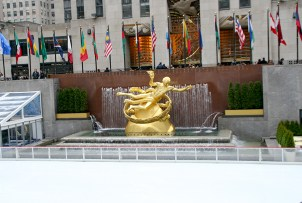 NYC Rockefeller Center Top of the Rock