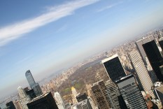 NYC Top of the Rock View