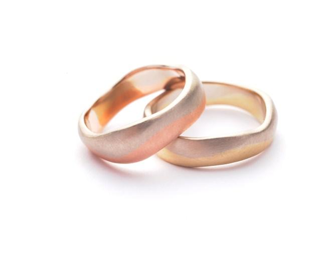 im Multicolor Design ab 1250€ pro Ring