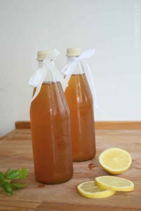 Homemade Icetea Rezept