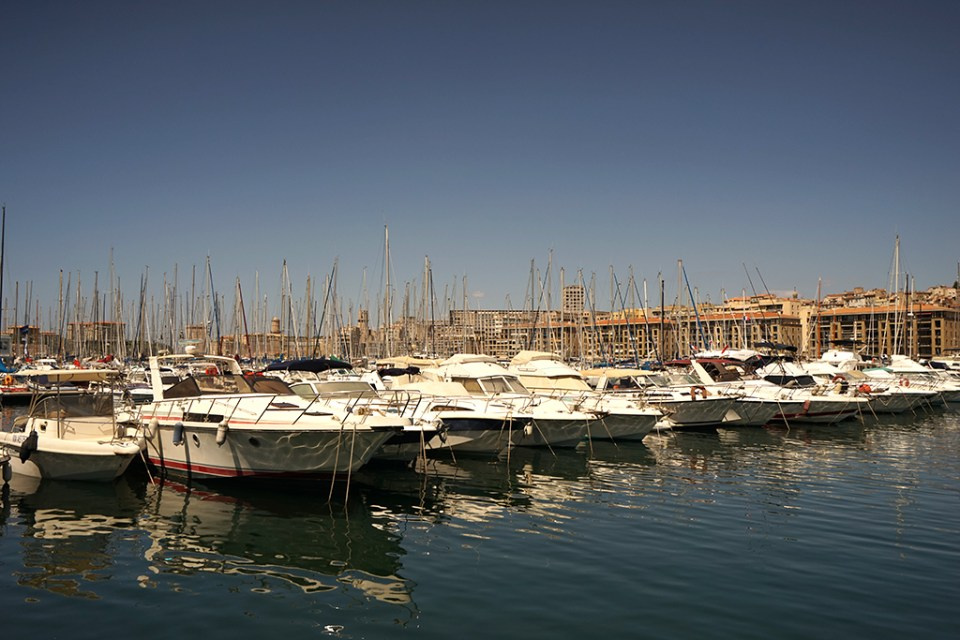 Marseille_Reiseberich_VieuxPort_Boote