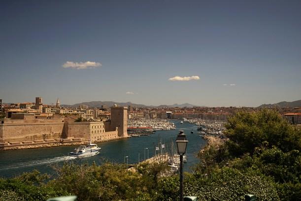 Marseille_Reisebericht_VieuxPort_FortStJean