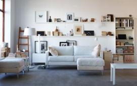 goodbye to ikea s bilderleiste ribba vienna fashion waltz ikea hacks. Black Bedroom Furniture Sets. Home Design Ideas