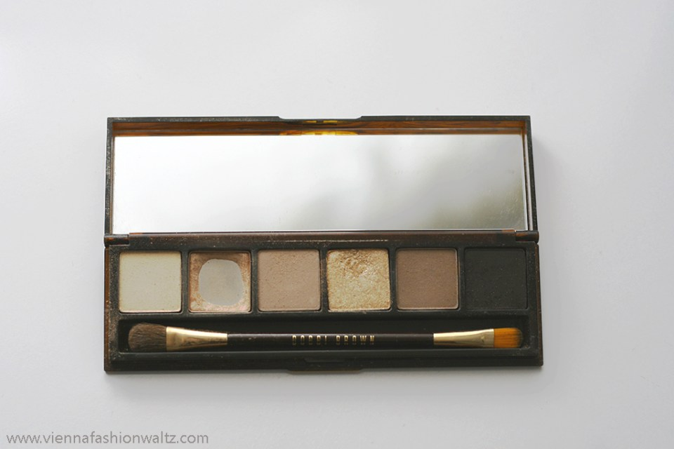 Bobbi Brown Lidschatten Palette
