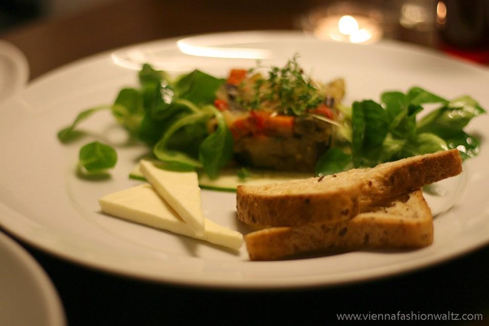 Zum Wohl Gemüsetartar vegan