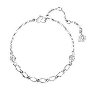 Swarovski-Charmed-Rhodium-Armband