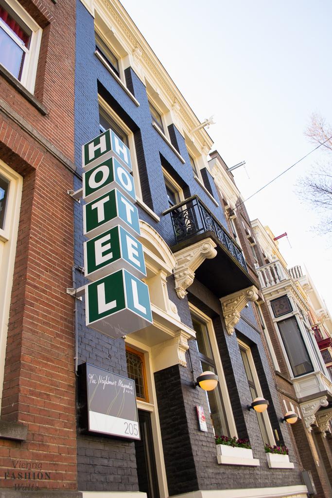 a beautiful weekend in amsterdam