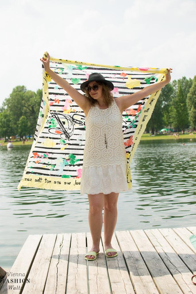 white Summerdress