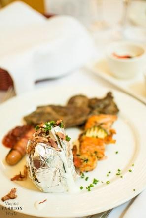 Gartenhotel Altmannsdorf: Die Grillsaison ist eröffnet ...